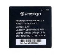 Аккумулятор для телефона Prestigio MultiPhone 4044 DUO (PAP4044BA)