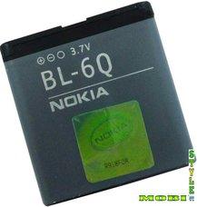Аккумулятор для телефона Nokia BL-6Q