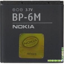 Аккумулятор для телефона Nokia BP-6M Original