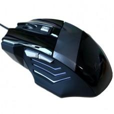 Игровая оптическая мышь Dowell MG-100 4800 dpi (цвет: чёрный)