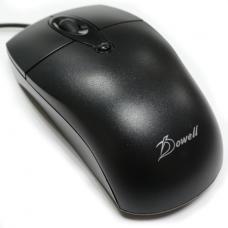 Оптическая мышь Dowell MO-003 1600dpi (цвет: чёрный)