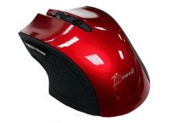 Беспроводная мышь Dowell MR-032 Black-Red Bluetooth