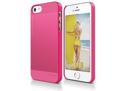 Чехол Elago Outfit Hot Pink for iPhone 5/5S (ELS5OF-HPK-RT-FBA)