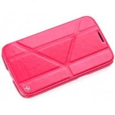 Чехол Hoco Crystal для телефона Samsung Galaxy Mega 6.3 HS-L036 Rose Red
