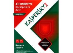 Kaspersky Anti-Virus 2013. Продление лицензии 2ПК на 12 мес. BOX + игра в подарок