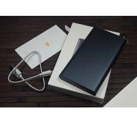 Портативное зарядное устройство Xiaomi Mi Power Bank 2 10000mAh (чёрный)