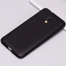 Силиконовый чехол для Meizu M5s Black